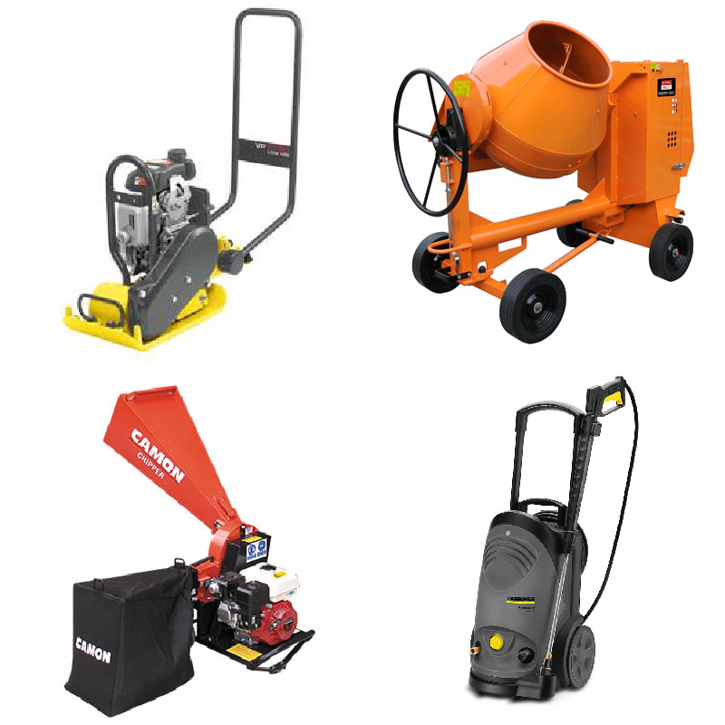 Residential Garden Equipment